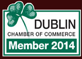 Dublin Chamber of Commerce Member 2011