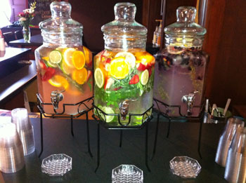Infused Beverages
